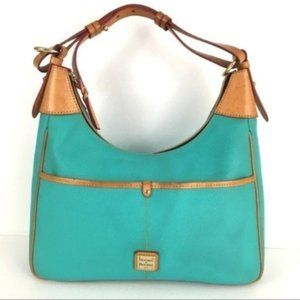 Dooney & Bourke Sea Foam Green Shoulder Bag